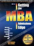 ABC of Getting the MBA Admissions Edge: International (officially supported by McKinsey & Co. and Goldman Sachs)